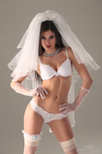 modelka panna mloda